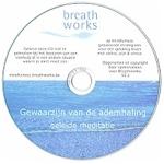 CD begeleide meditatie - gewaarzijn van de adem
