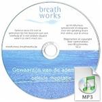MP3 voor download - begeleide meditatie - gewaarzijn van de adem